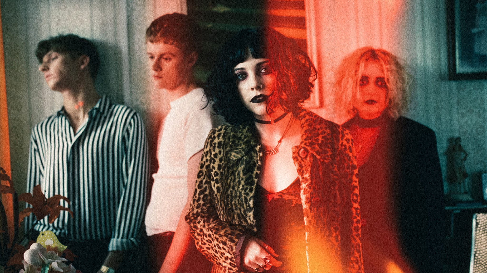 Pale Waves, Inheaven at Constellation Room