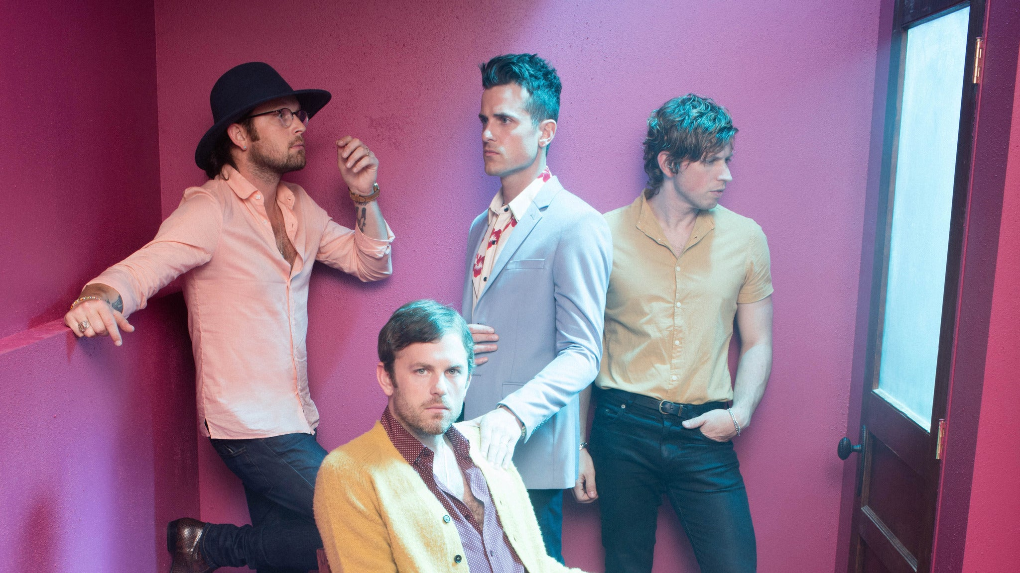 Kings of Leon at Borgata Casino Event Center