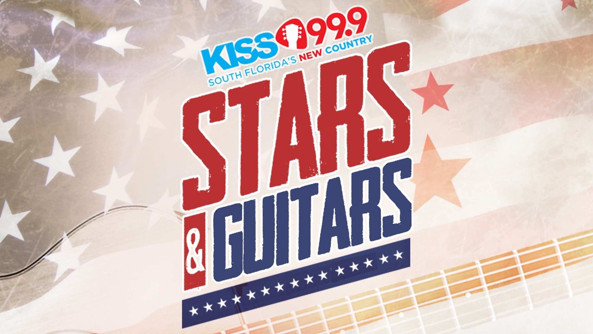 KISS 99.9 Stars & Guitars