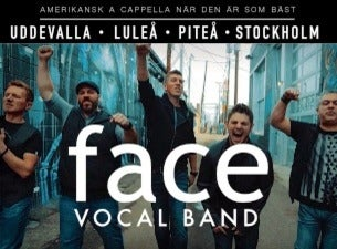 Face Vocal Band at Cheyenne Civic Center