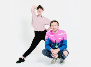 Sylvan Esso Presents WITH Special Guest Molly Sarlé (of Mountain Man)