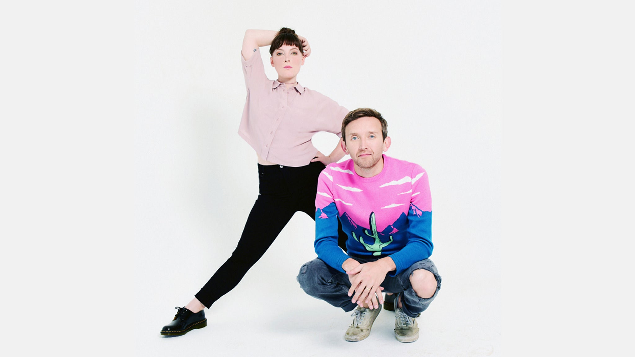 Sylvan Esso at Blue Note - MO