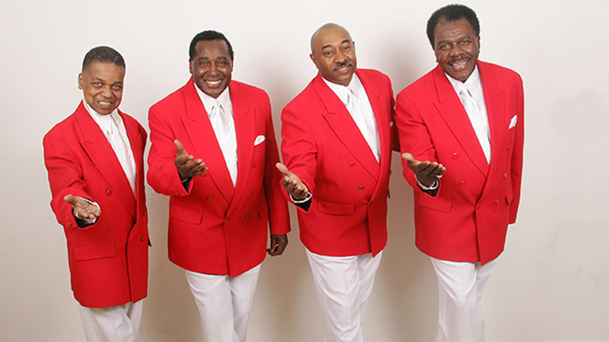 The Drifters, The Platters, & Cornell Gunter's Coasters