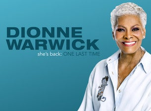 Dionne Warwick - 'ONE LAST TIME' Farewell Tour 2021, 2021-10-11, Роттердам