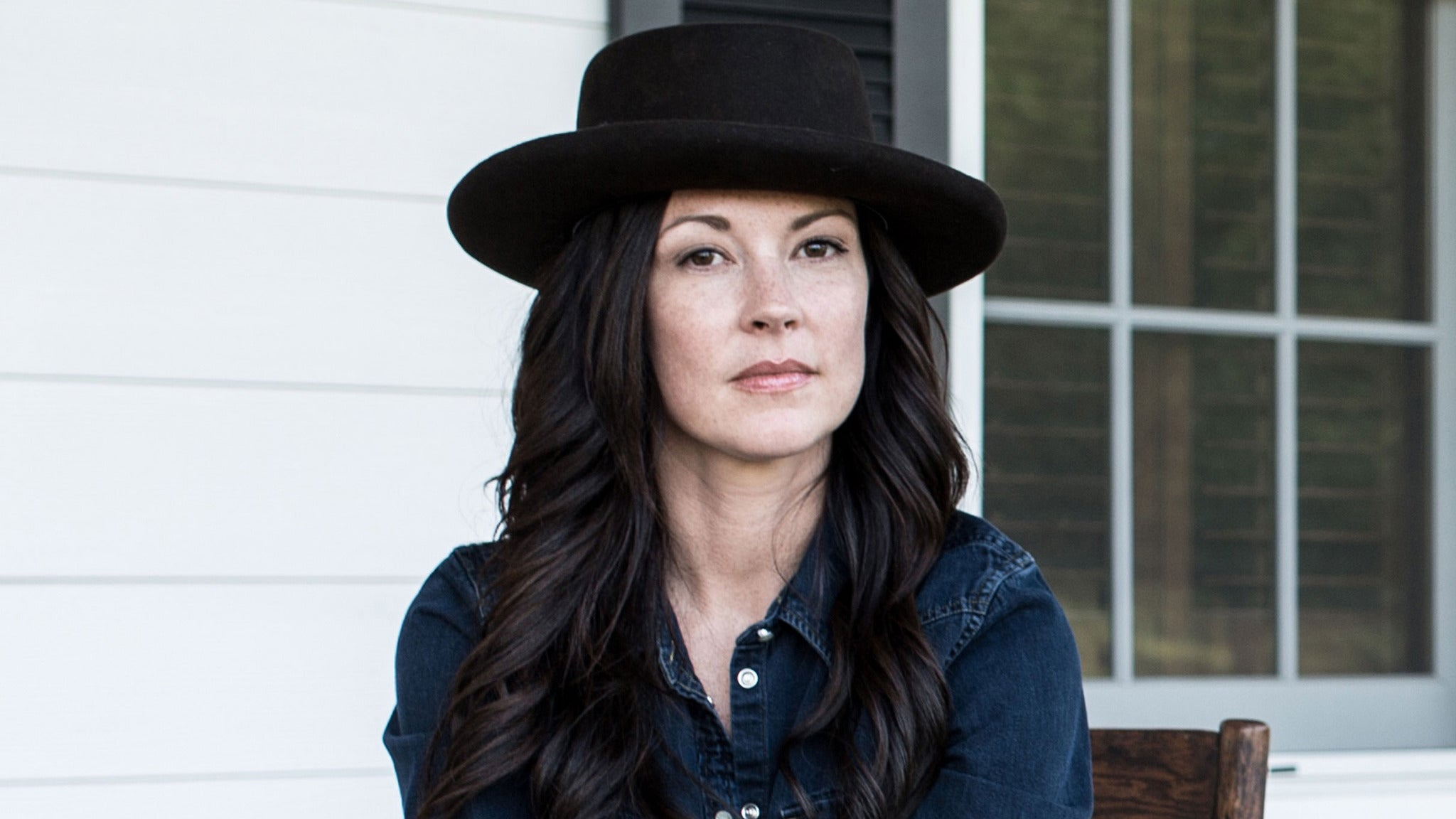 Amanda Shires plus Andrew Leahey & the Homestead - New Orleans, LA 70130