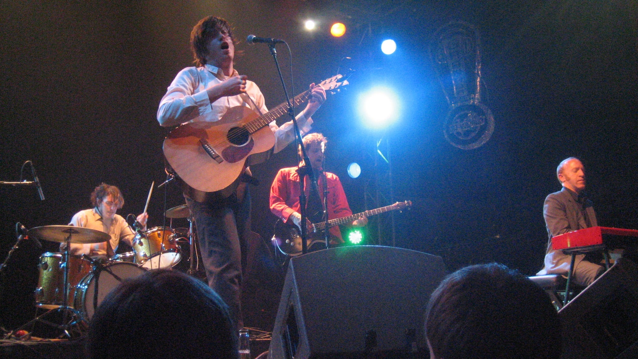 Okkervil River at Troubadour