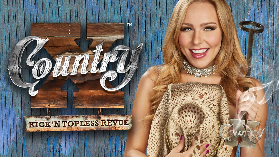 X Country | Las Vegas, NV | Harrah's Cabaret at Harrah's Las Vegas | December 10, 2017