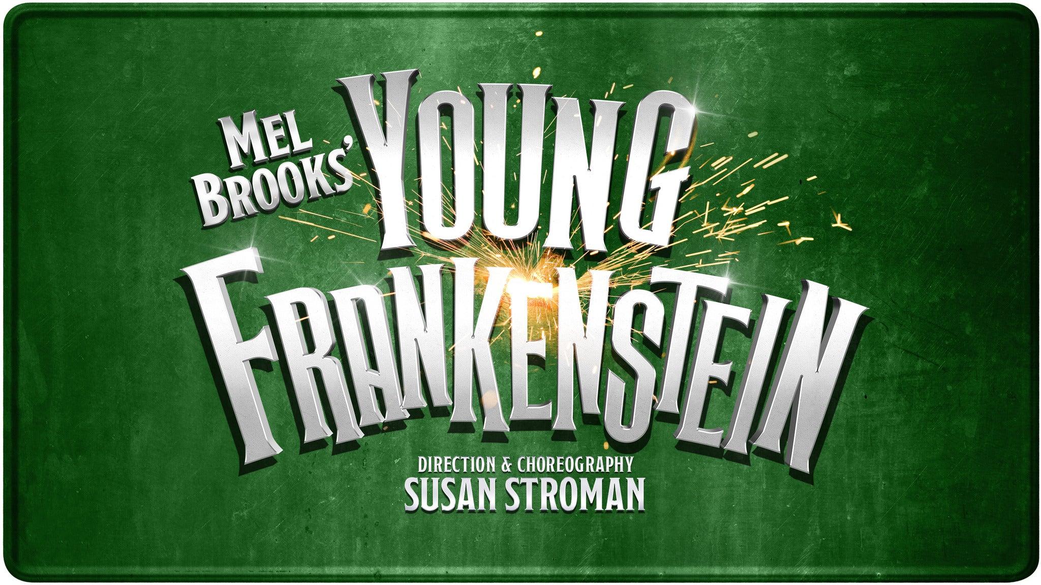 Young Frankenstein at Gladys G Davis Theatre