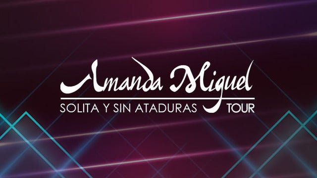 Amanda Miguel w/ Diego Verdaguer at Ace of Spades