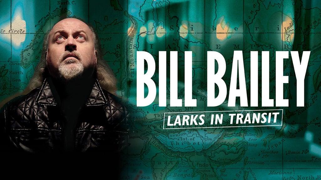Hotels near Bill Bailey Events