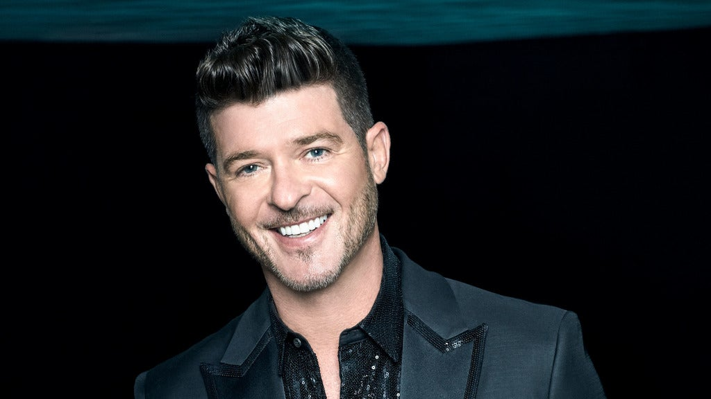 Hotels near Robin Thicke Events