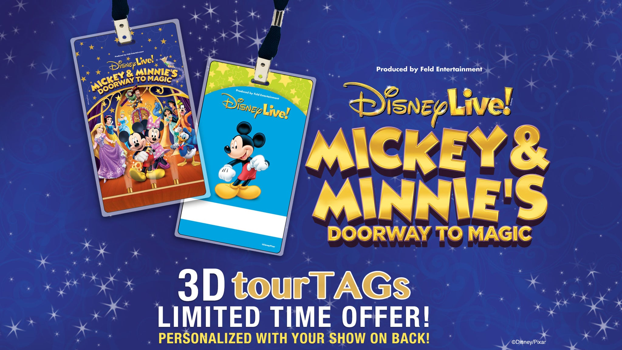 Disney Live! Mickey & Minnie's Doorway to Magic – Official tourTAGS