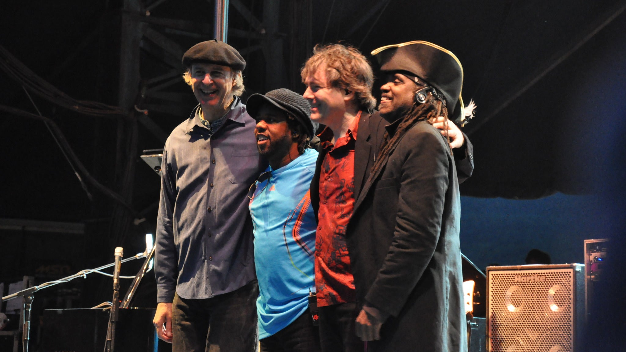 Bela Fleck & The Flecktones at State Theatre-NJ