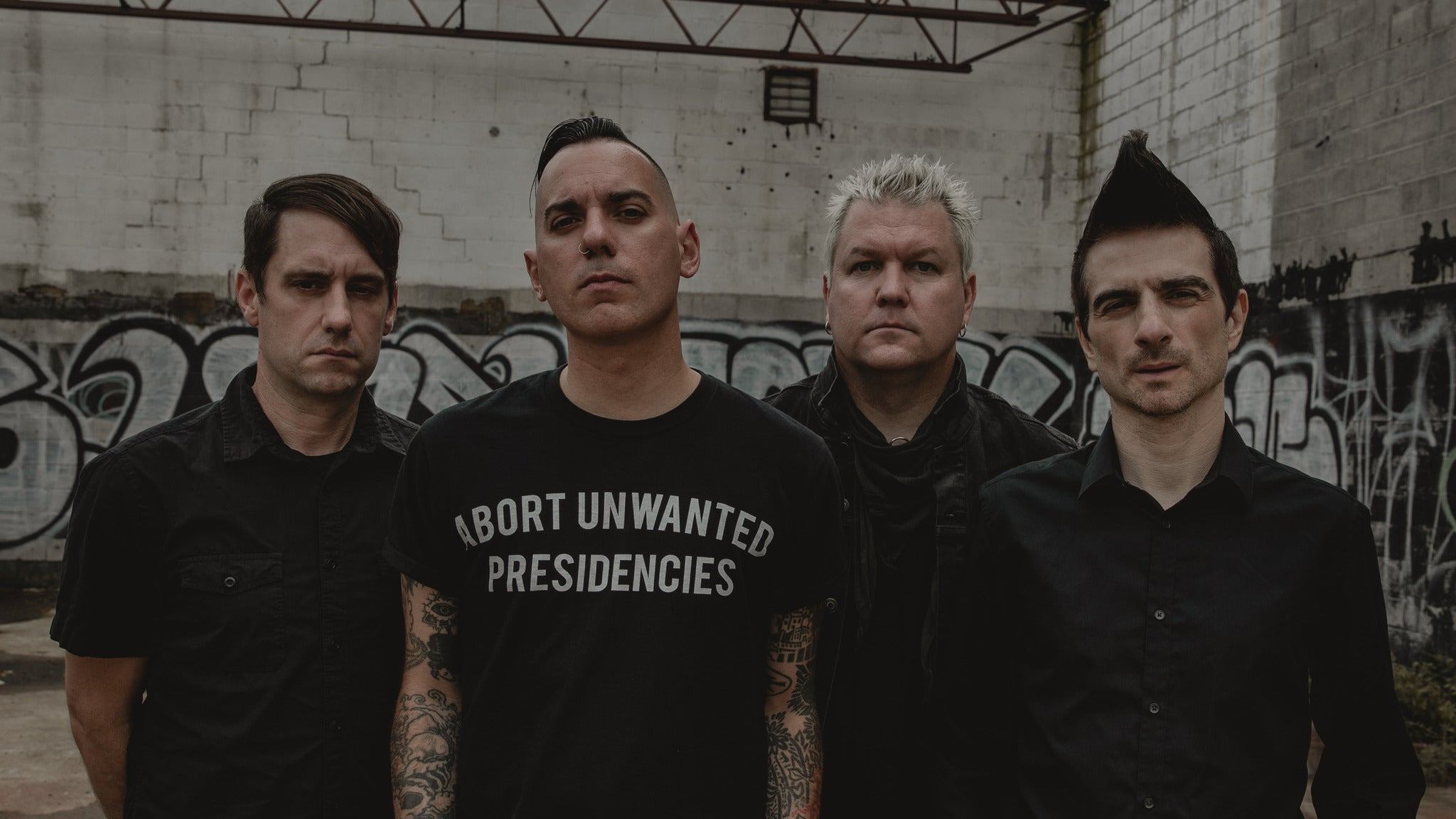Anti-Flag w/ Doll Skin at Exit In
