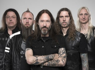 Hammerfall, Beast In Black, Edge of Paradise, Psychoprism
