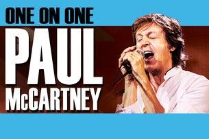 Paul McCartney: One on One Tour