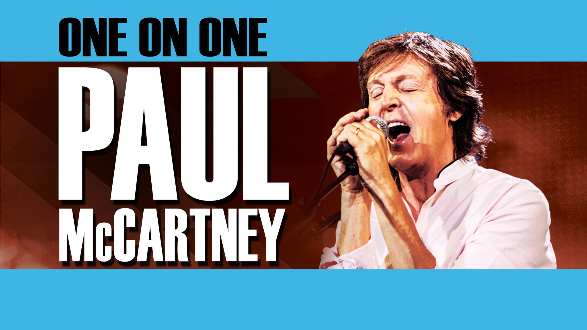 Paul McCartney at Hersheypark Stadium