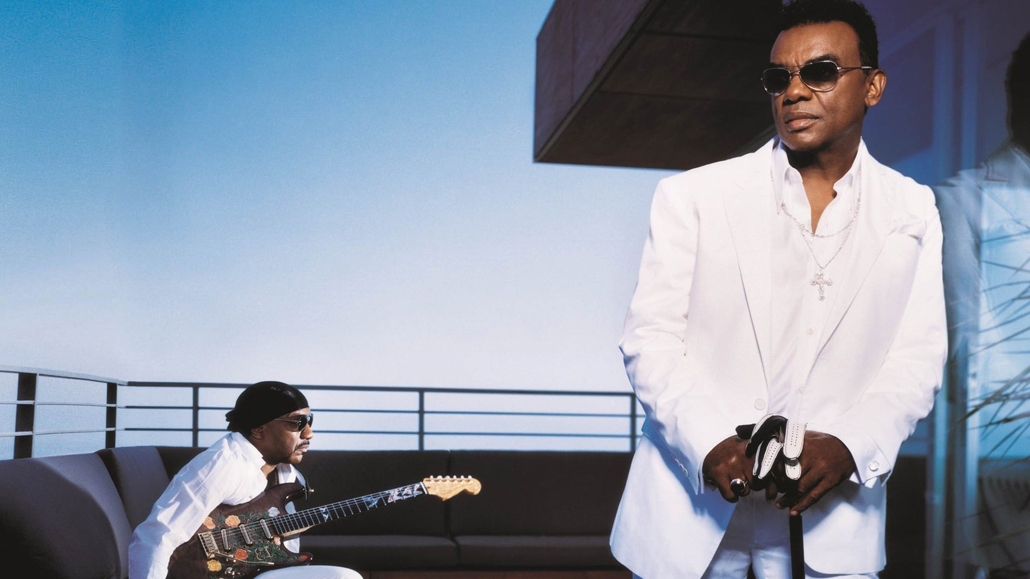 Isley Brothers tickets (Copyright © Ticketmaster)