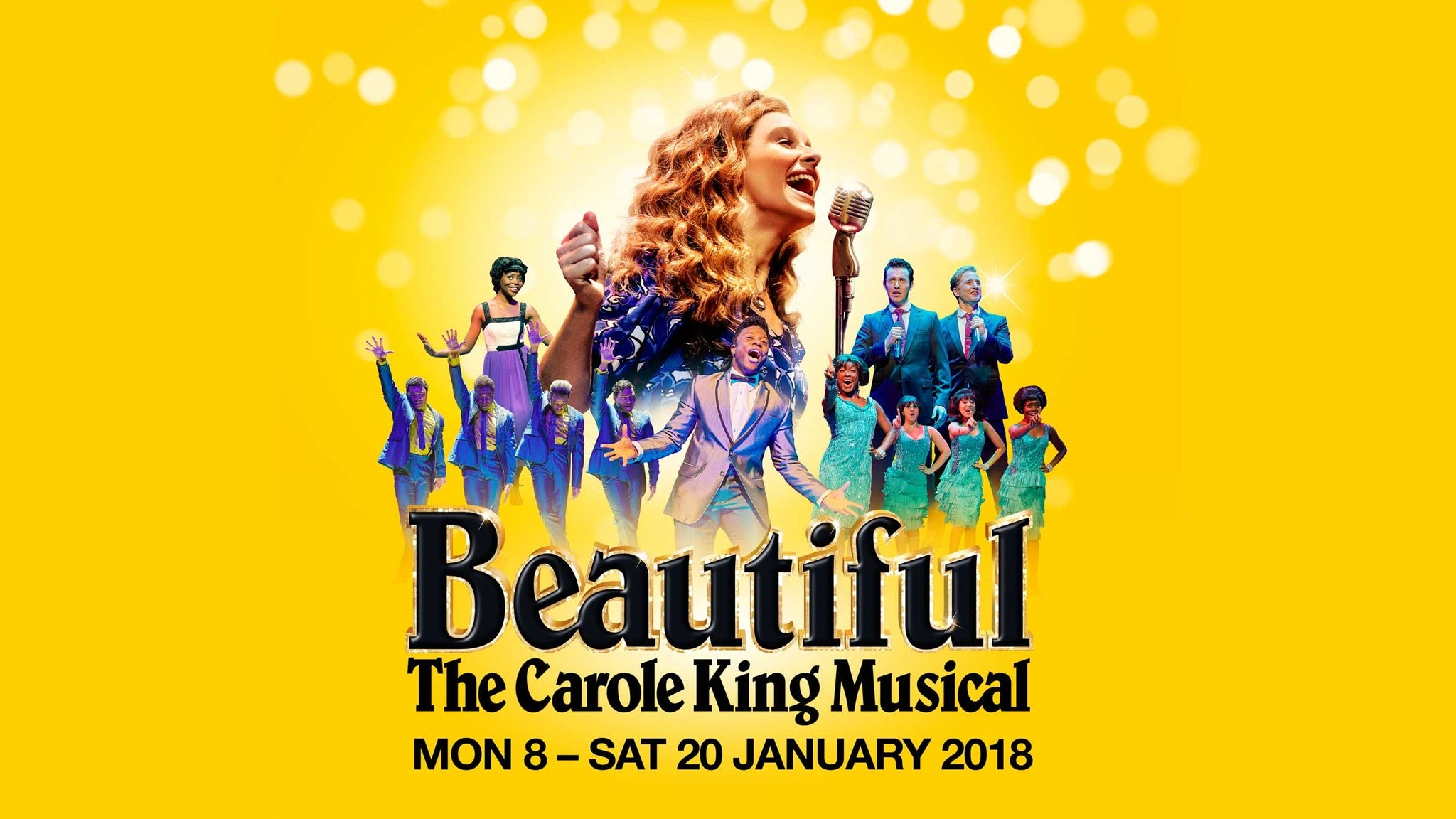Beautiful: The Carole King Musical at Bell Auditorium