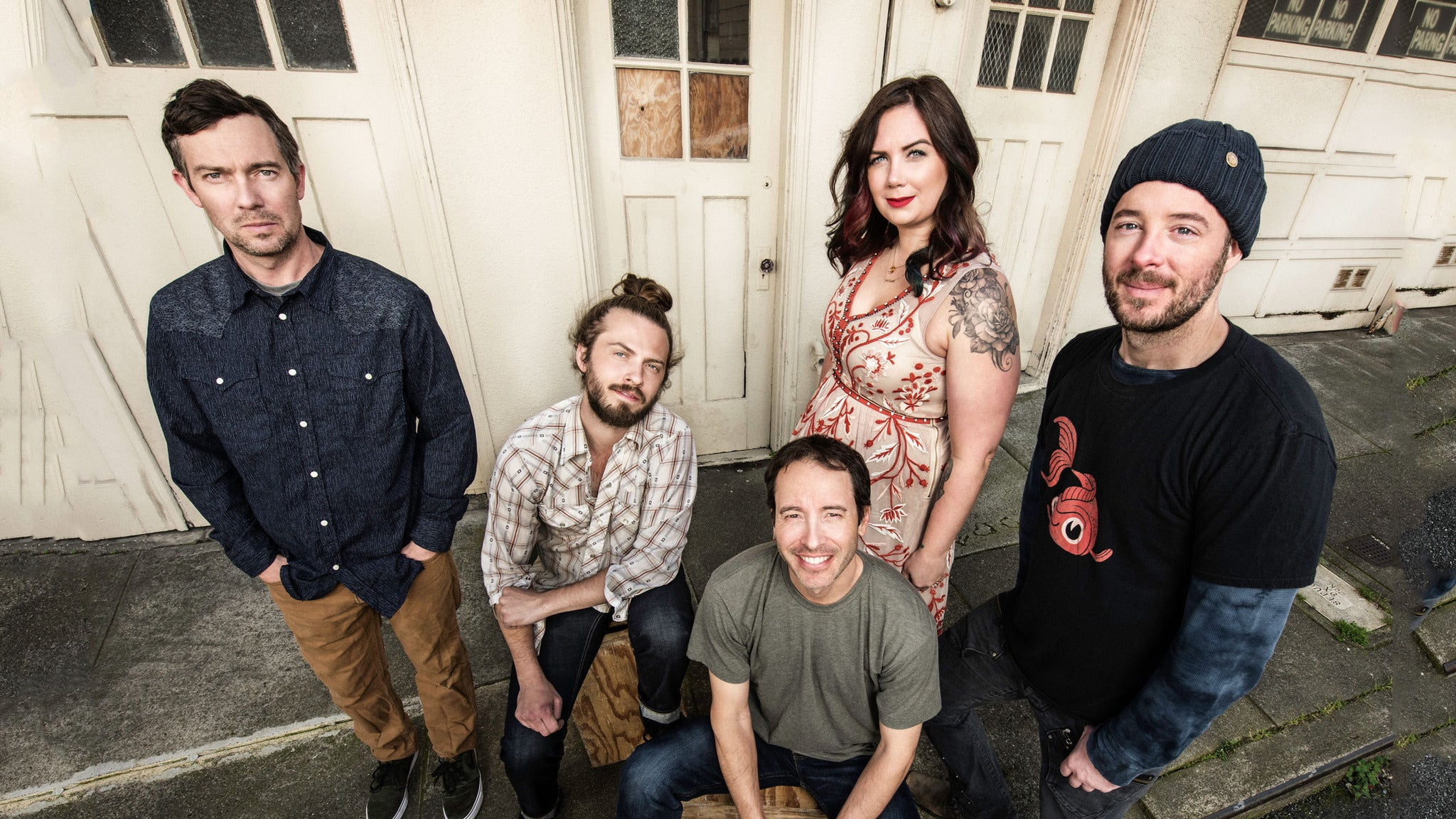Yonder Mountain String Band at August Hall