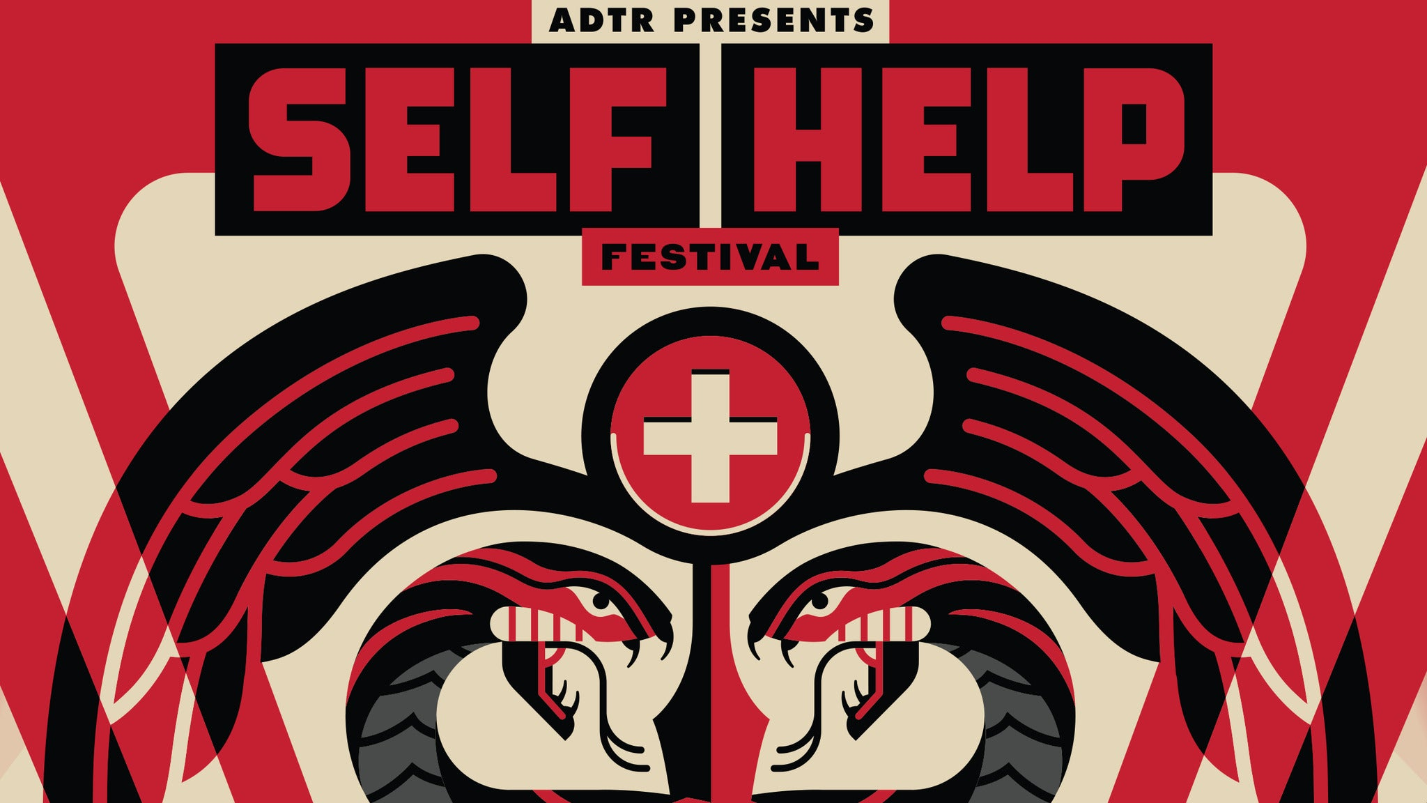 Self Help Festival at NOS Events Center