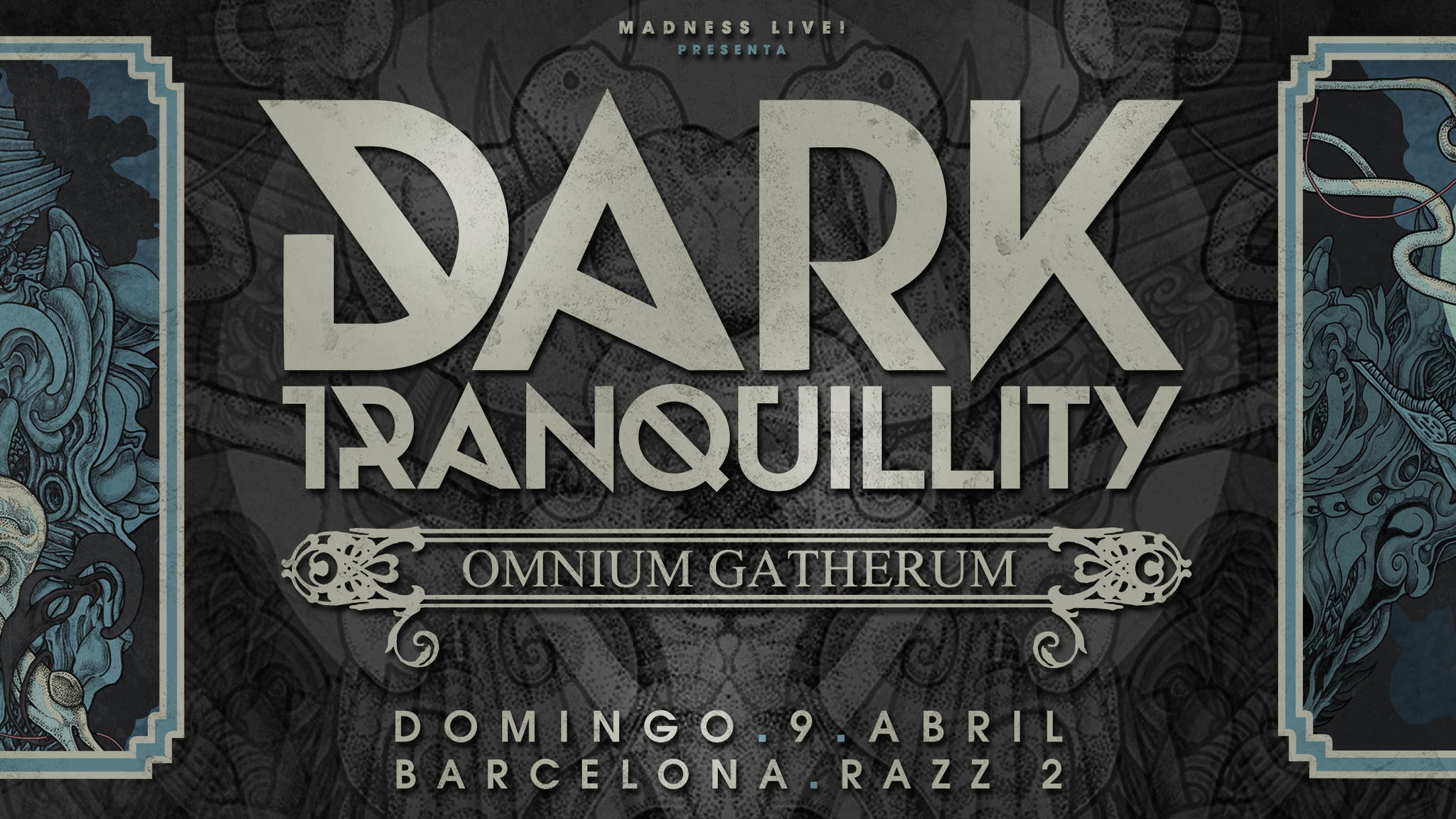 Dark Tranquillity, Warbringer, Striker at Whisky A Go Go