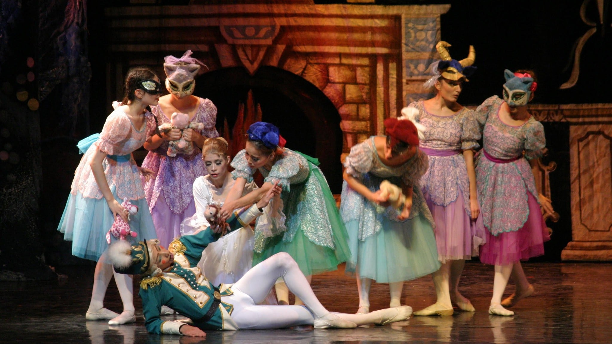 The Nutcracker at LA Ballet at Royce Hall - UCLA
