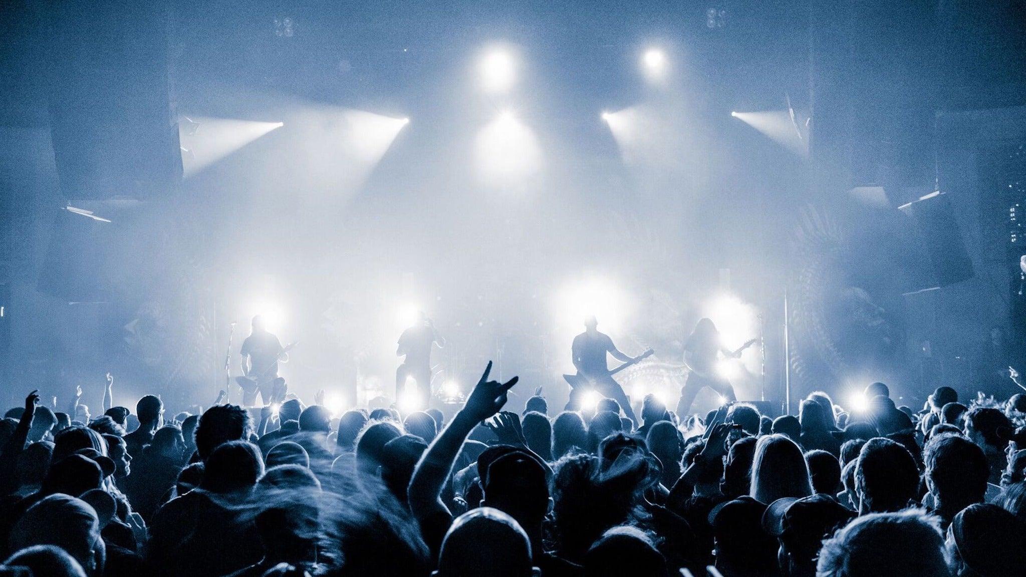 Meshuggah & Devin Townsend