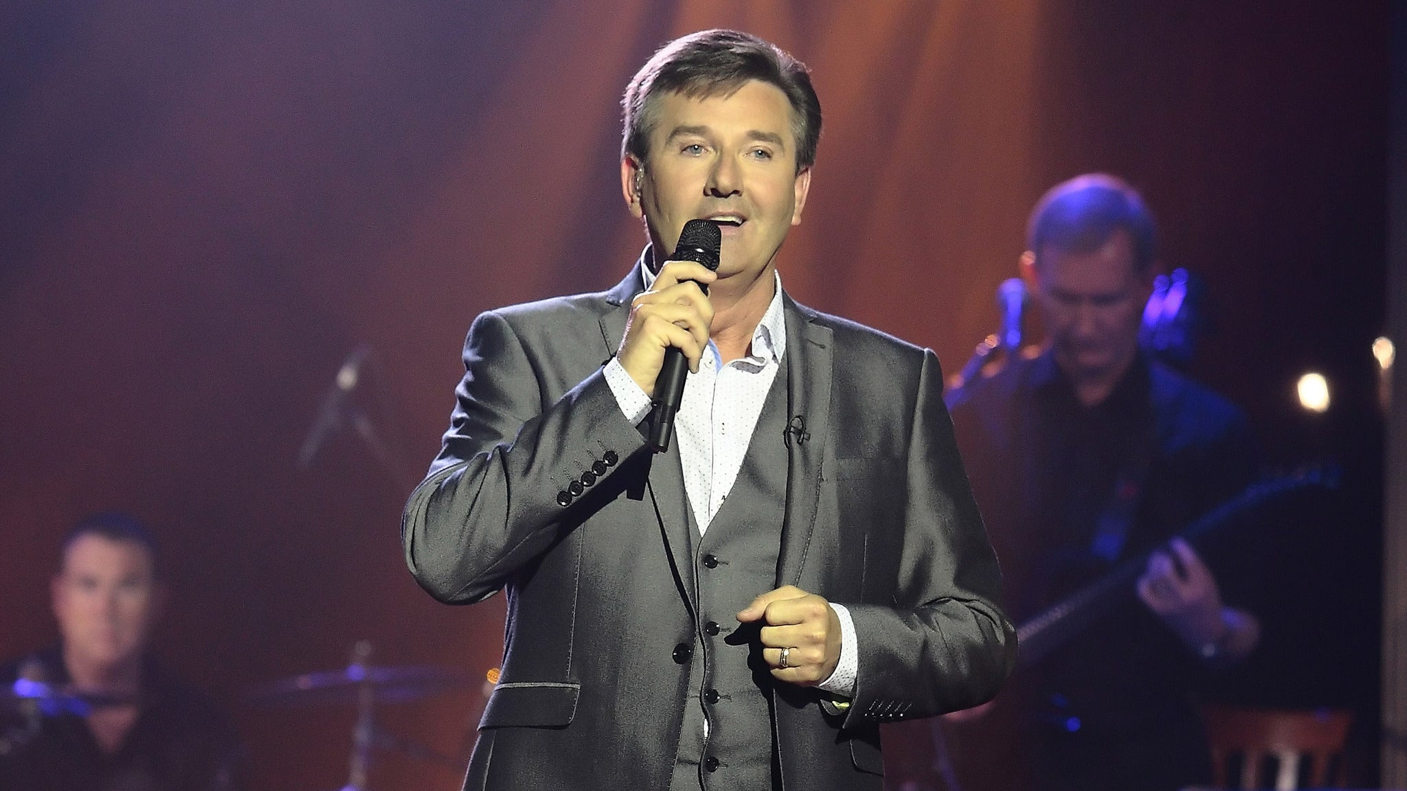Daniel O'Donnell at The Santander Performing Arts Center