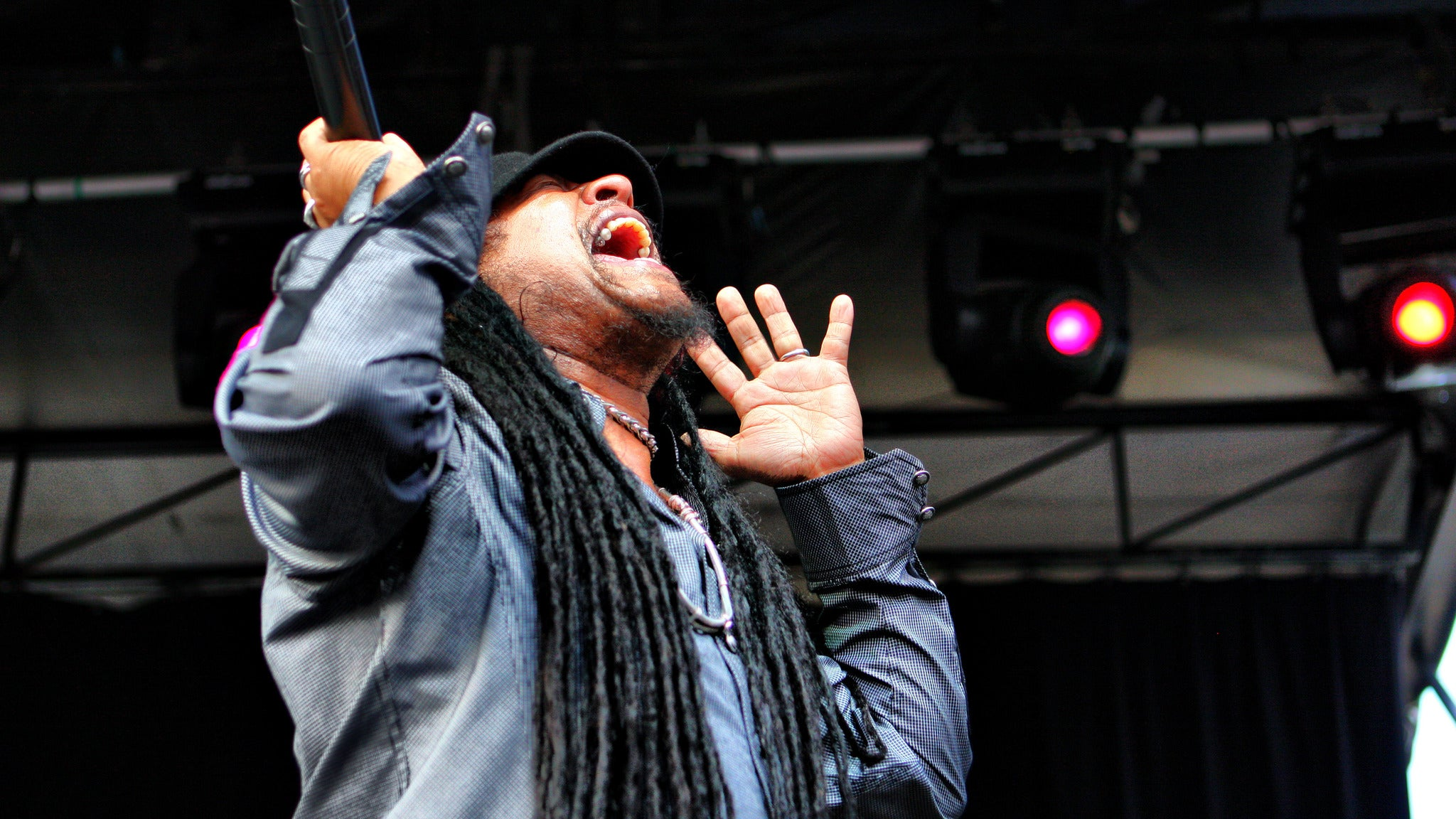Maxi Priest at Blue Note Napa