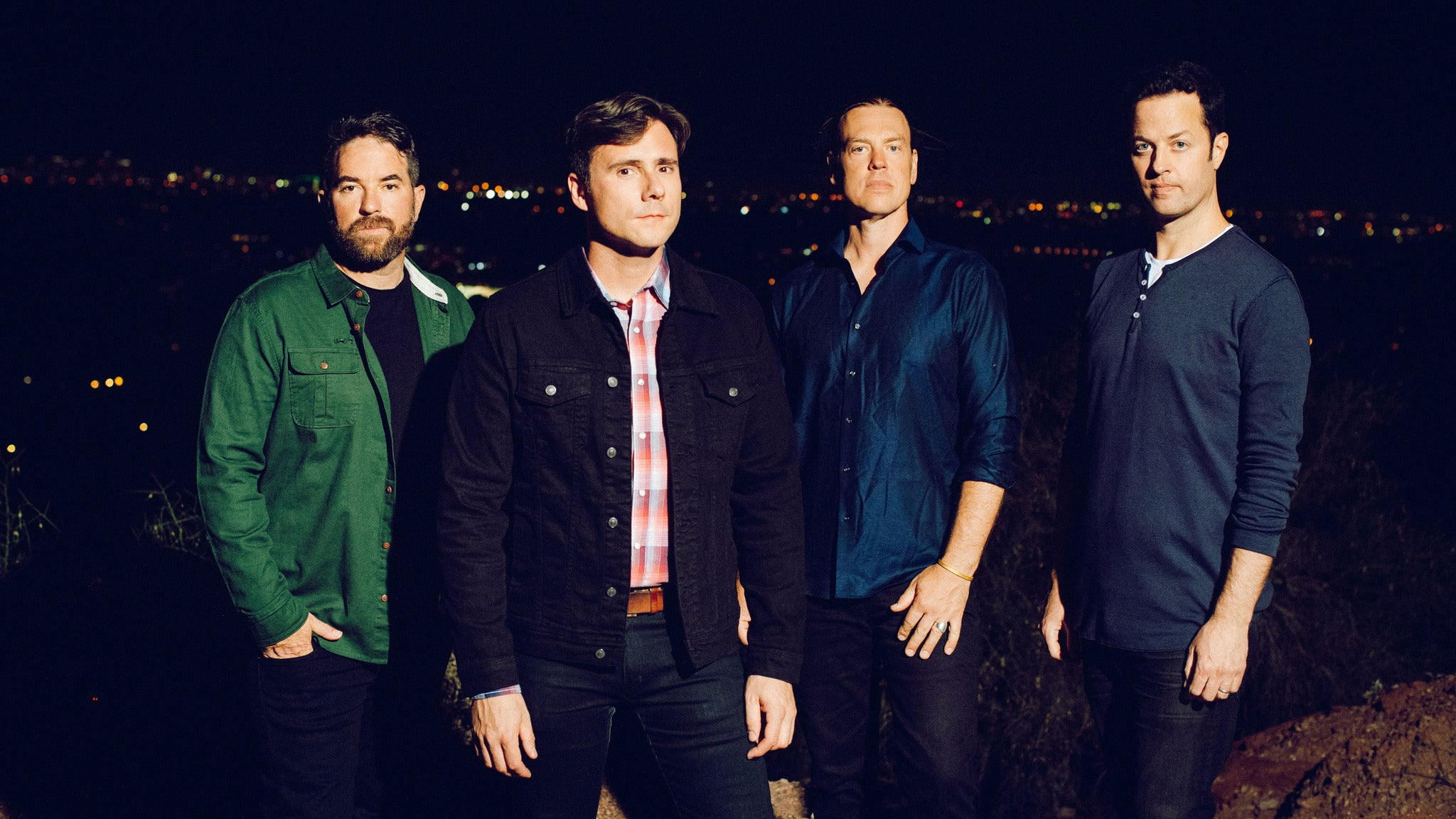 Jimmy Eat World w/ White Reaper at Jam Cellars Ballroom