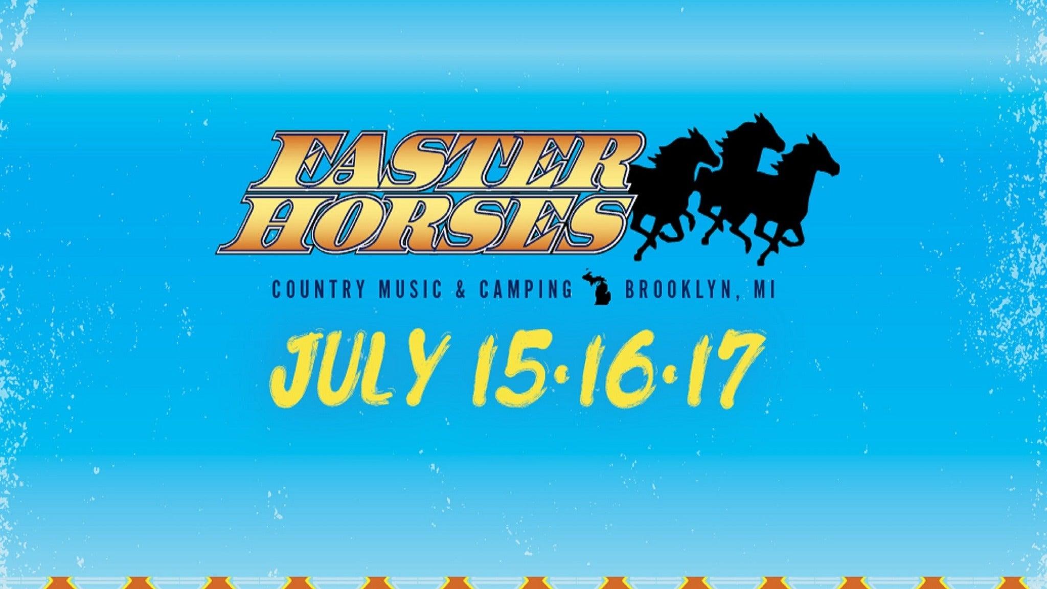 Faster Horses Festival
