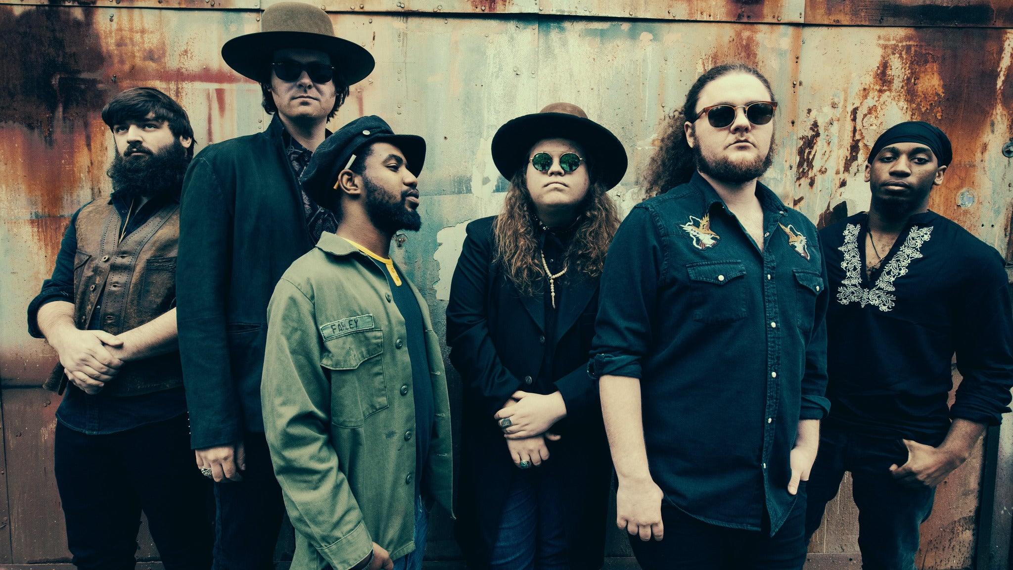 (SOLD OUT) The Marcus King Band w/ Myron Elkins