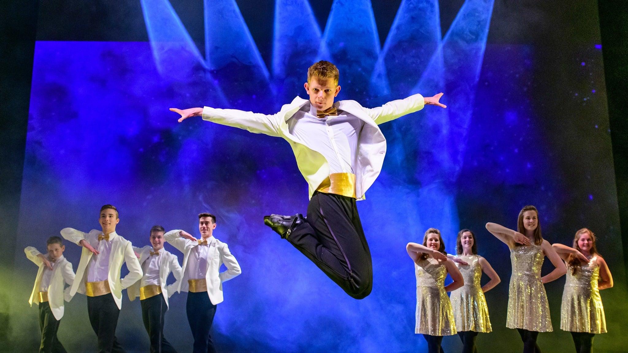 Celtic Throne:  The Royal Journey of Irish Dance