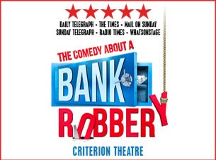 The Comedy About A Bank Robbery Event Title Pic