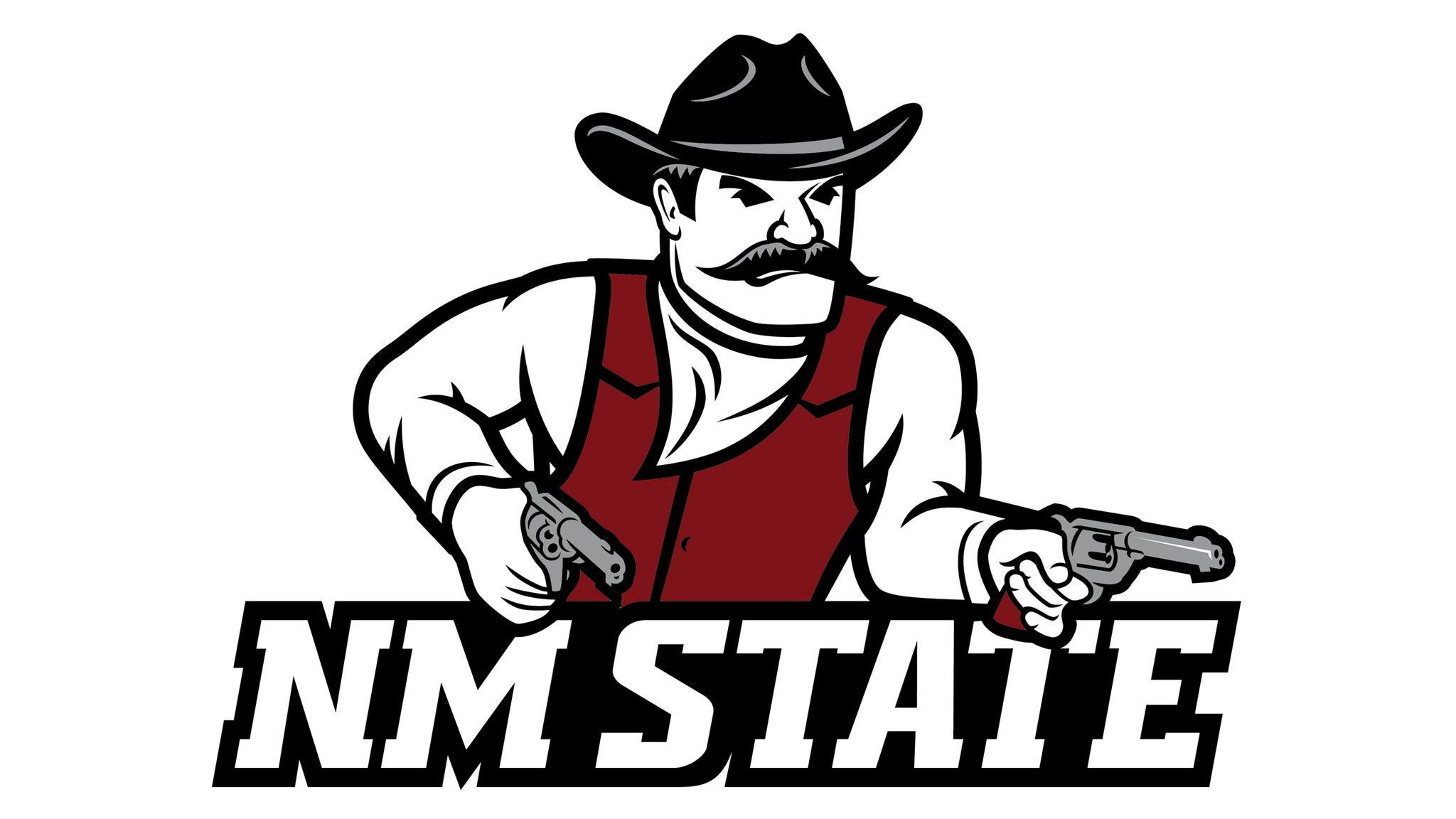 Nm State Football VS Umass at NMSU Aggie Memorial Stadium