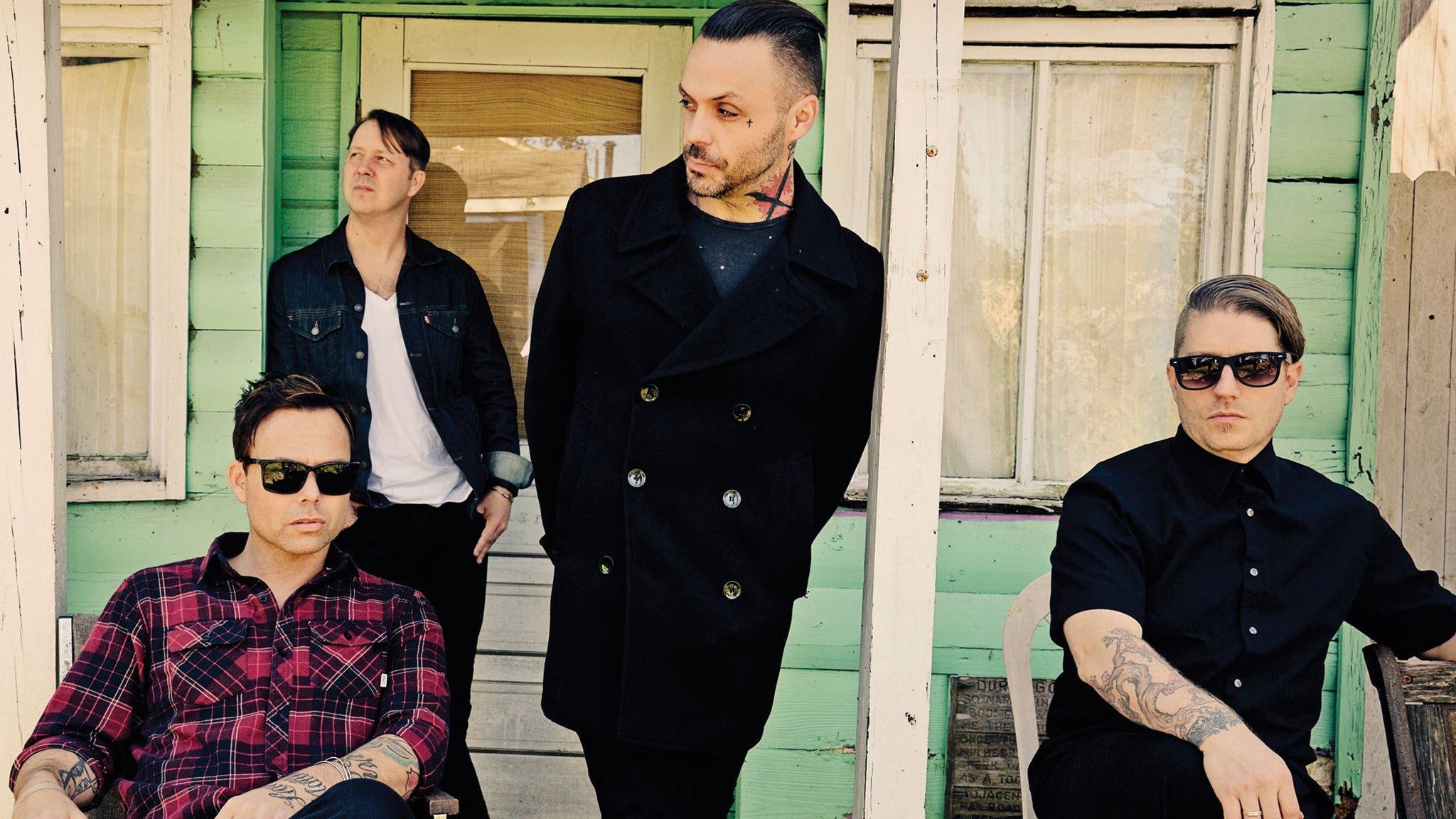 Blue October at Dow Event Center