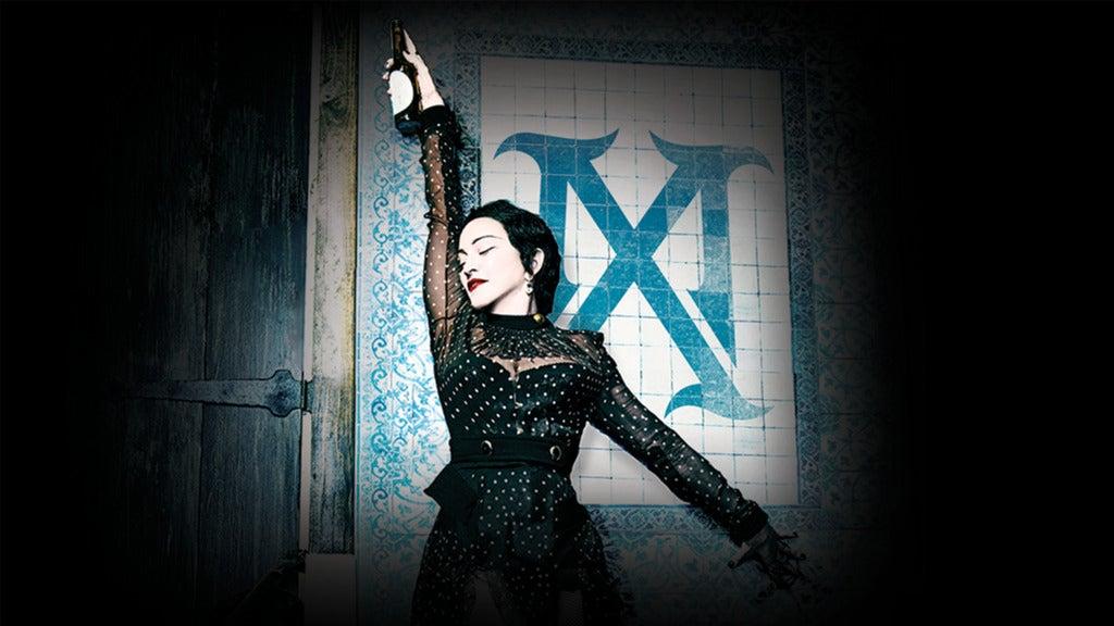 Madonna: Madame X Tour Seating Plan London Palladium
