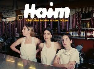 HAIM, 2021-07-08, Barcelona