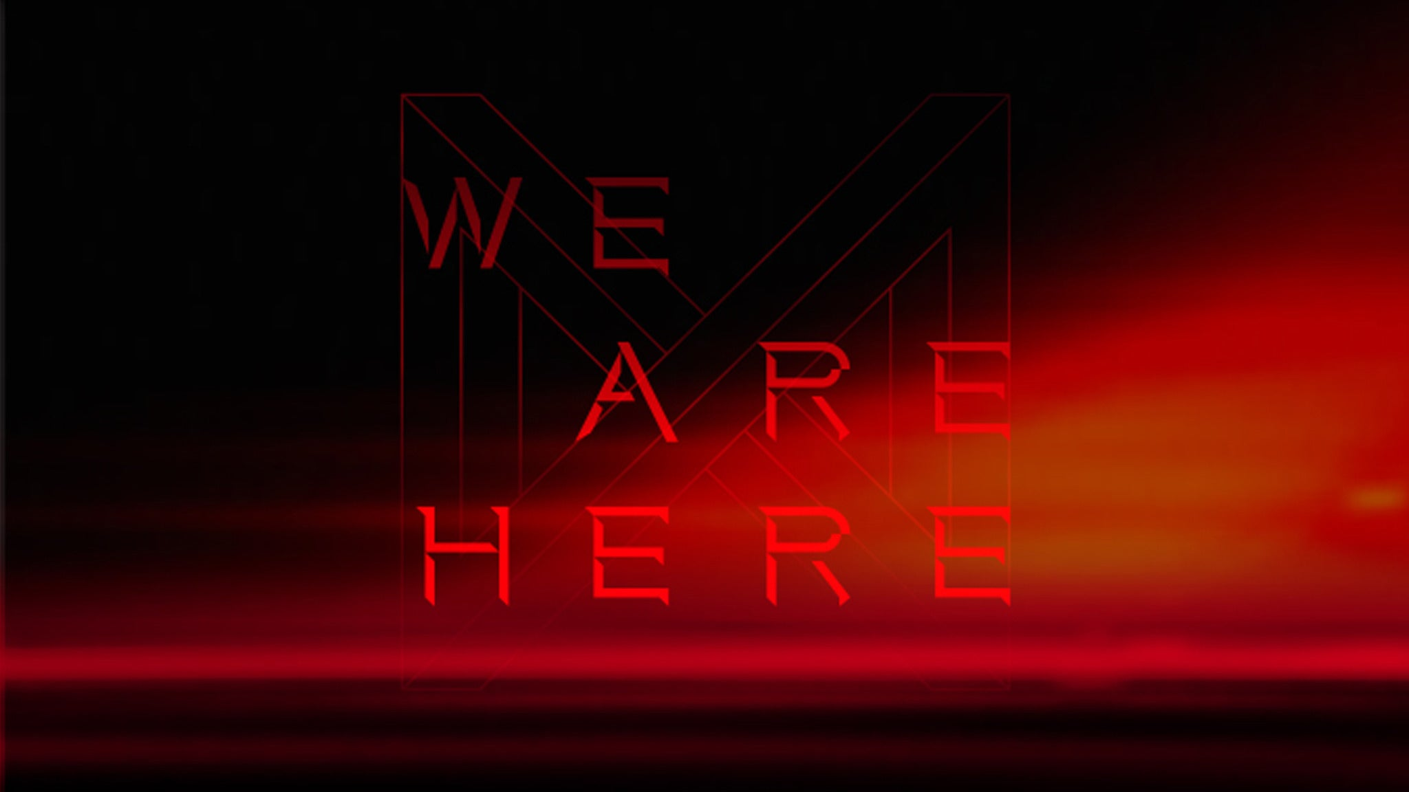 2019 Monsta X World Tour 'We Are Here'