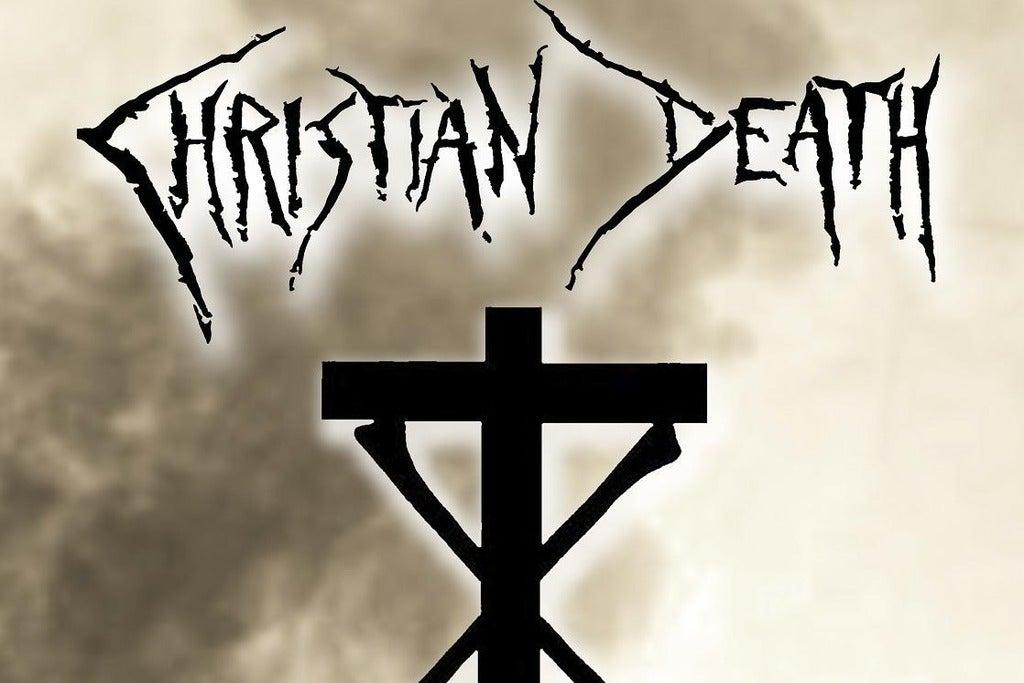 Christian Death at Dingbatz