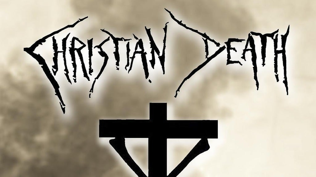 Hotels near Christian Death Events