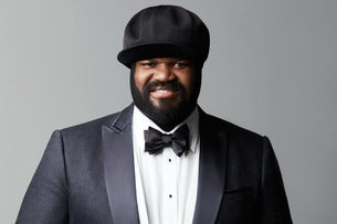 Gregory Porter - Suites Seating Plans