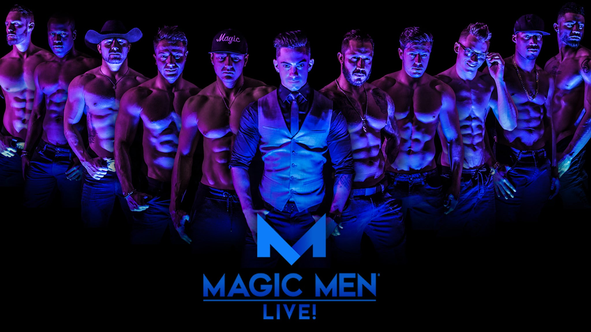 Magic Men LIVE! at House of Blues Myrtle Beach