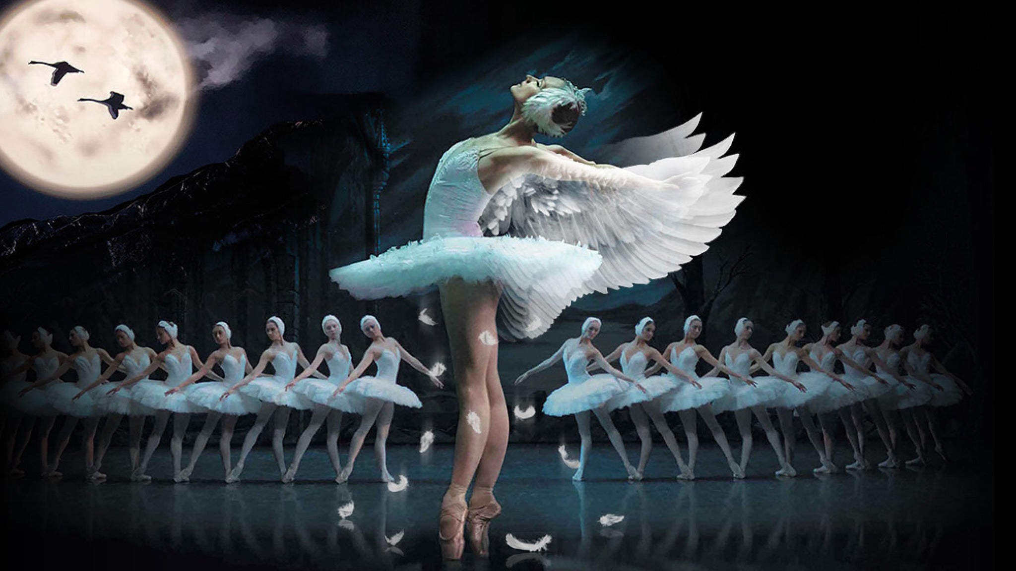Swan Lake at Bellco Theatre
