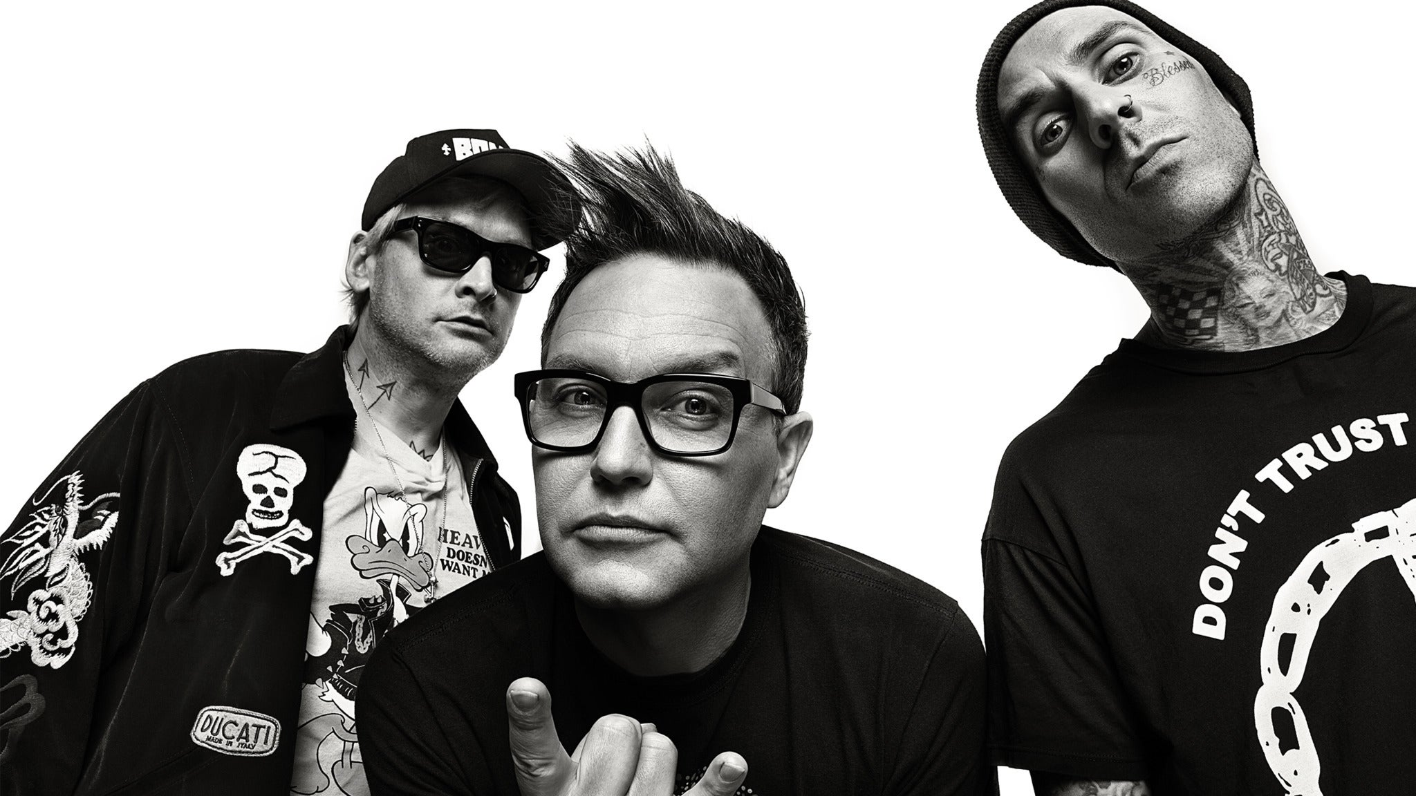 Radio 104.5 Presents:  blink-182 & Lil Wayne