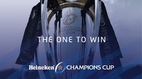 Heineken Champions Cup Semi-Final - Leinster Rugby v Toulouse Aviva Stadium Seating Plan