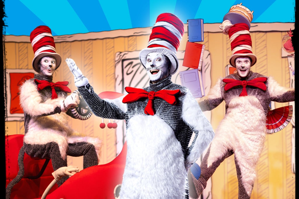 Dr Seusss Cat In The Hat tickets (Copyright © Ticketmaster)