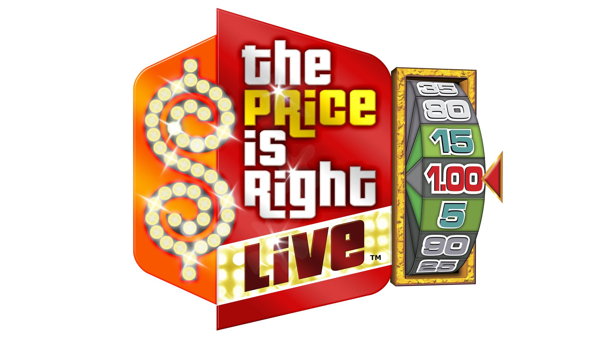 The Price Is Right Live - Stage Show at Adler Theatre