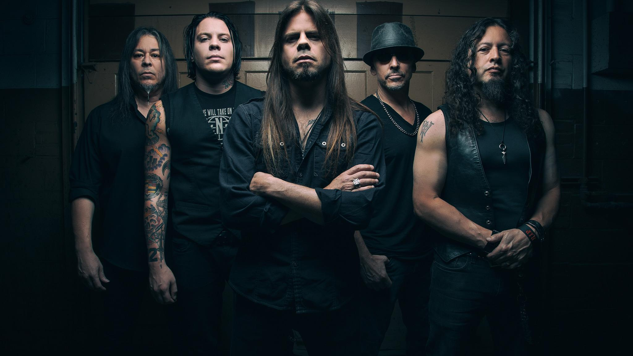 Queensryche at Riverside Municipal Auditorium